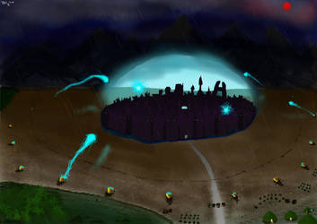 The Siege of Manadar