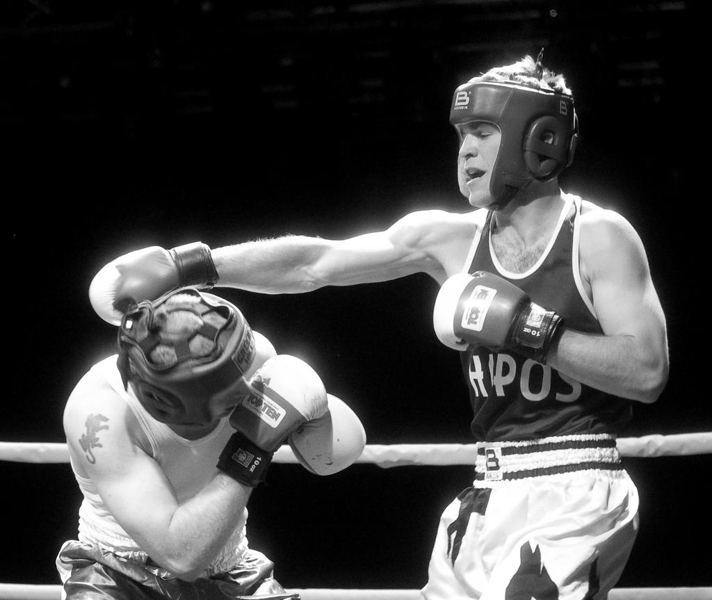 FAK boxing night 5 by aarhus8000