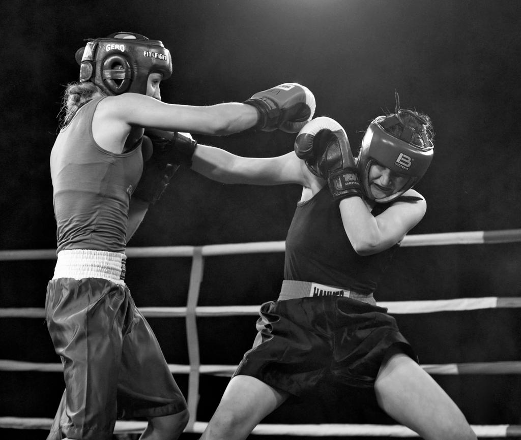 Horsens boxing night 4