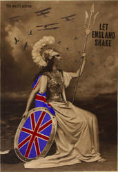 Let England Shake by flyingbicyle