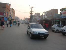 HasanParwana Road by zamir