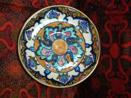 Blue Pottery II by zamir