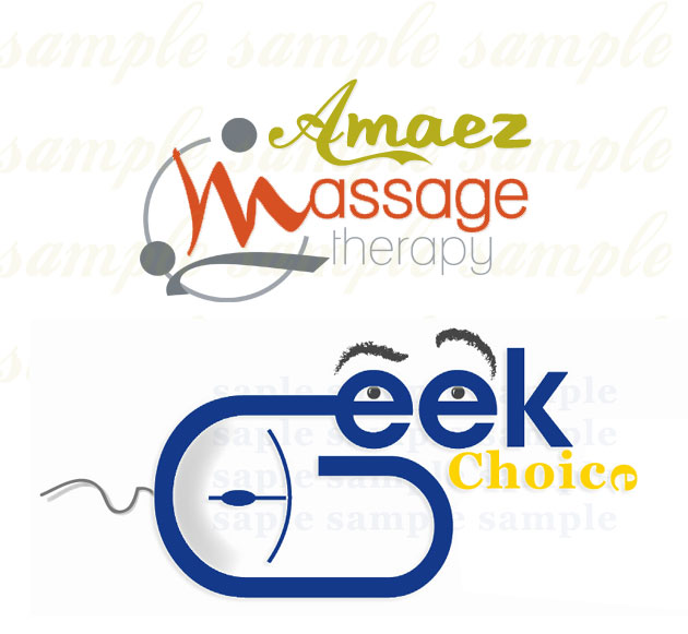 2 more logos by zamir
