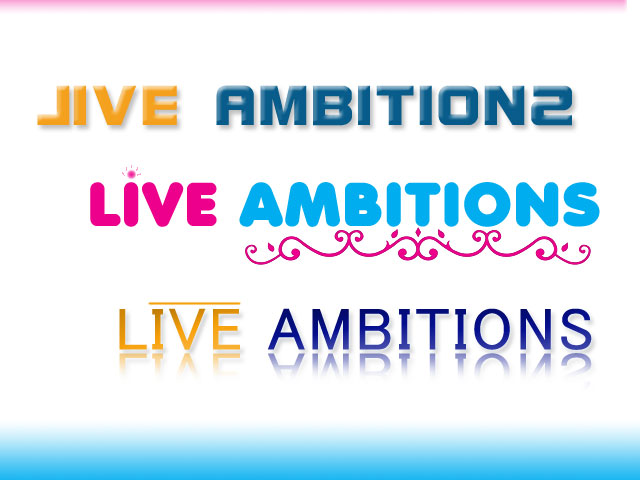 Liveambitions by zamir