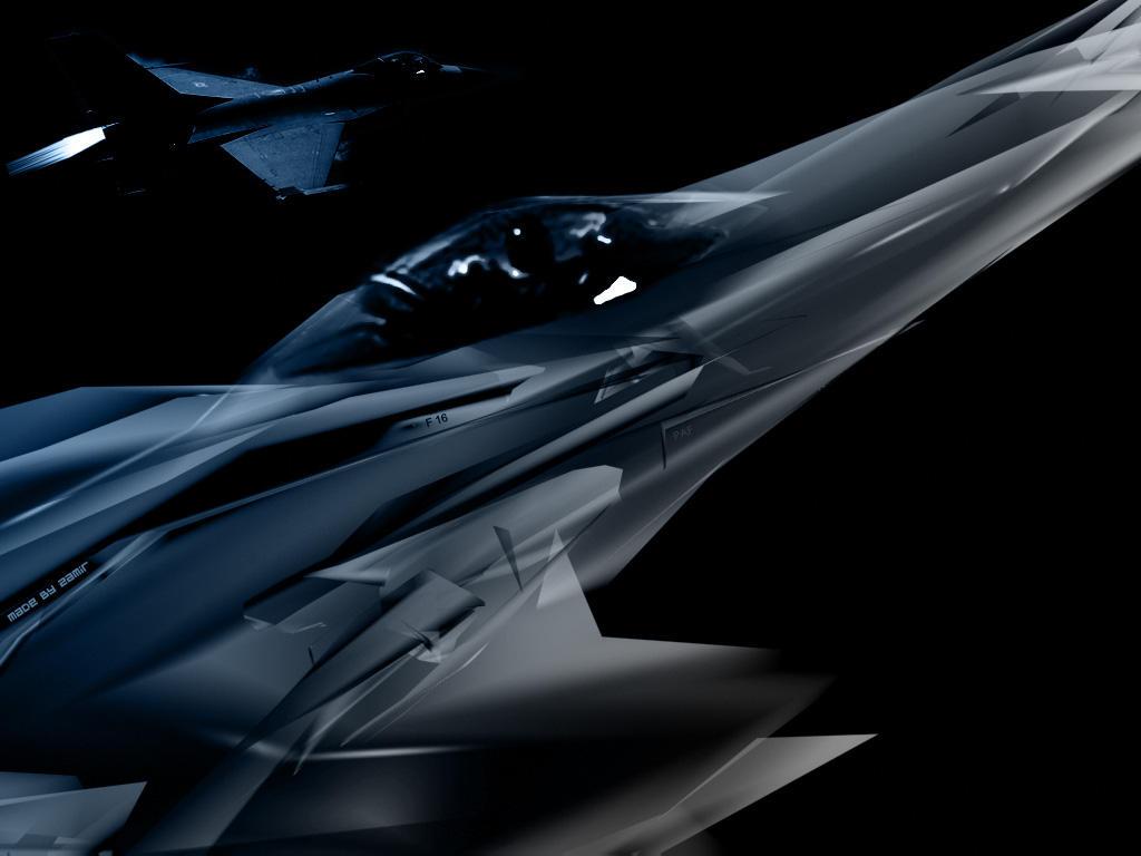 F 16 by zamir