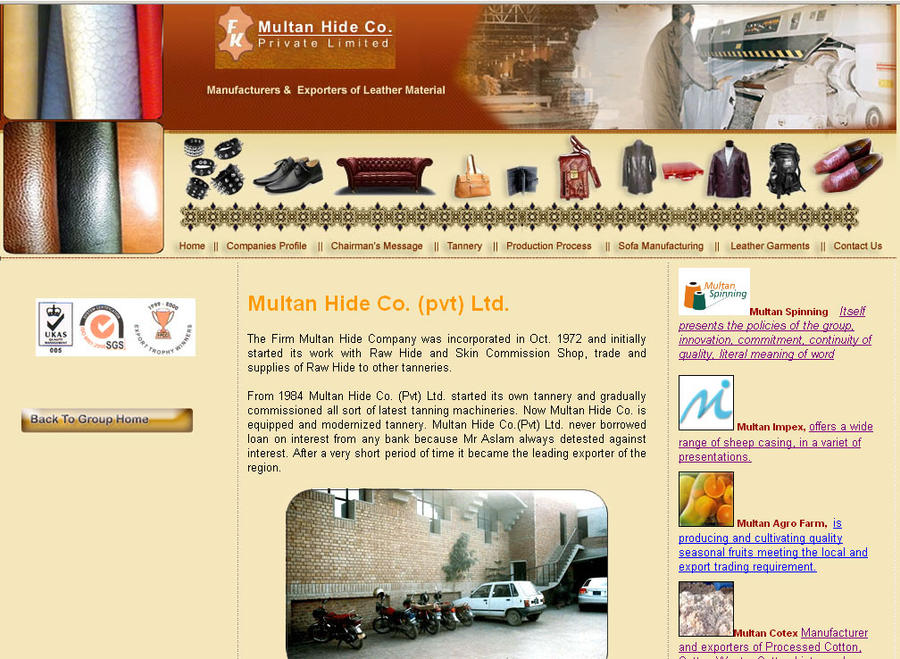 Multan Hide co