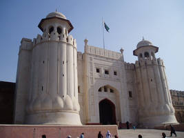 Lahore Fort by zamir