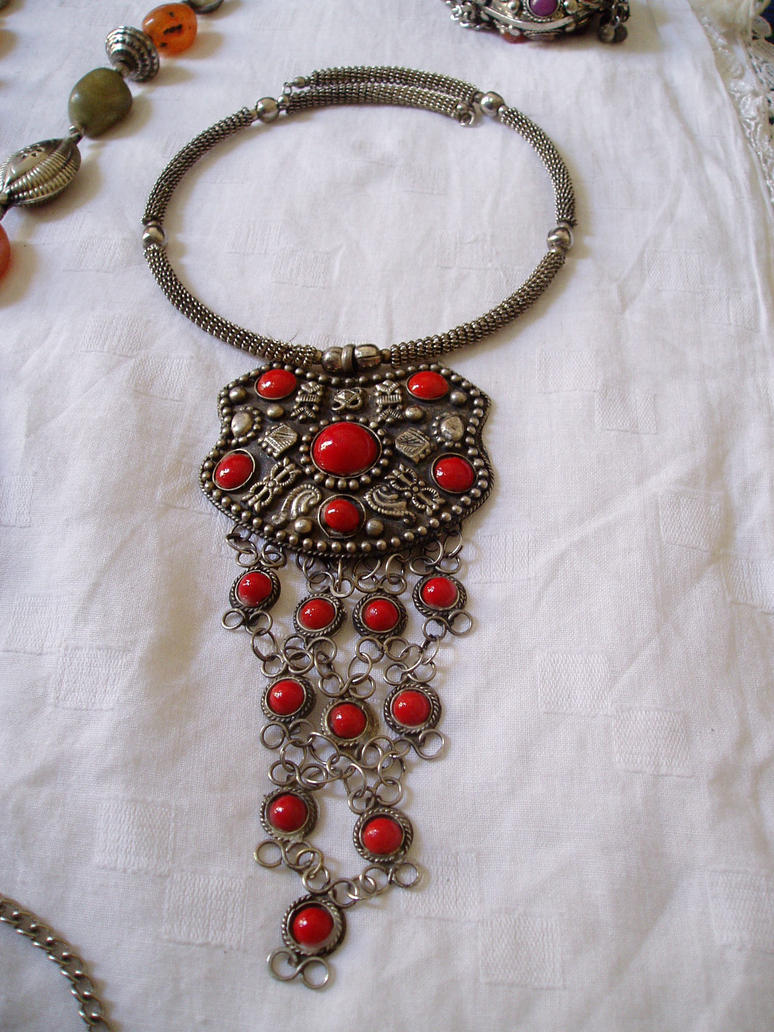 Afghani Jewellry by zamir