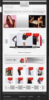RMFashion Polish Shopping Site by zamir