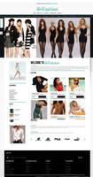 RMFashion Polish Shopping Site II by zamir