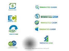 EmiratesCash.com Logos by zamir