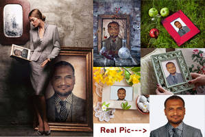 Your Picture in 5 Frames by zamir