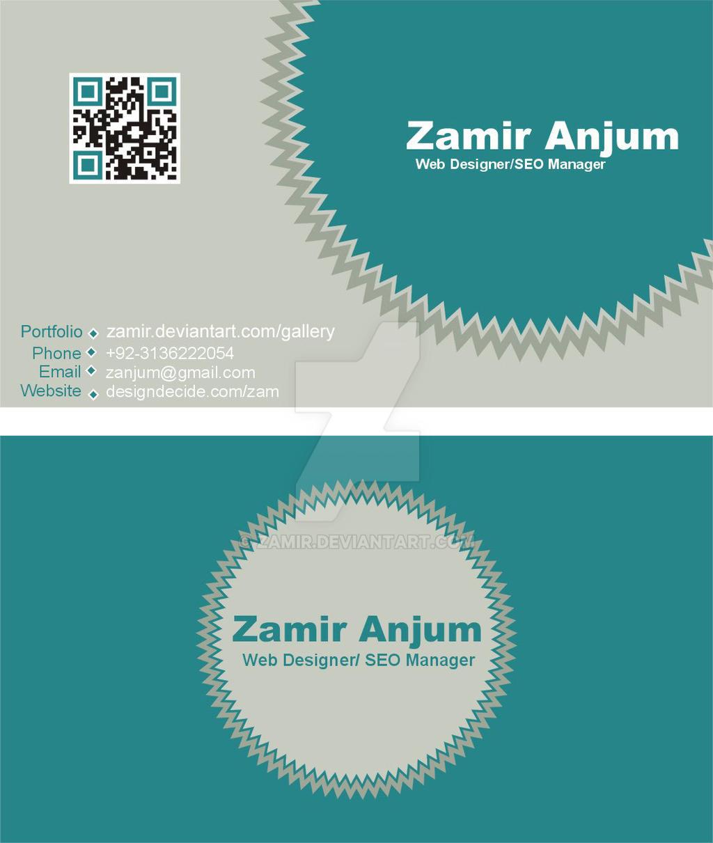 Zamir Anjum II by zamir