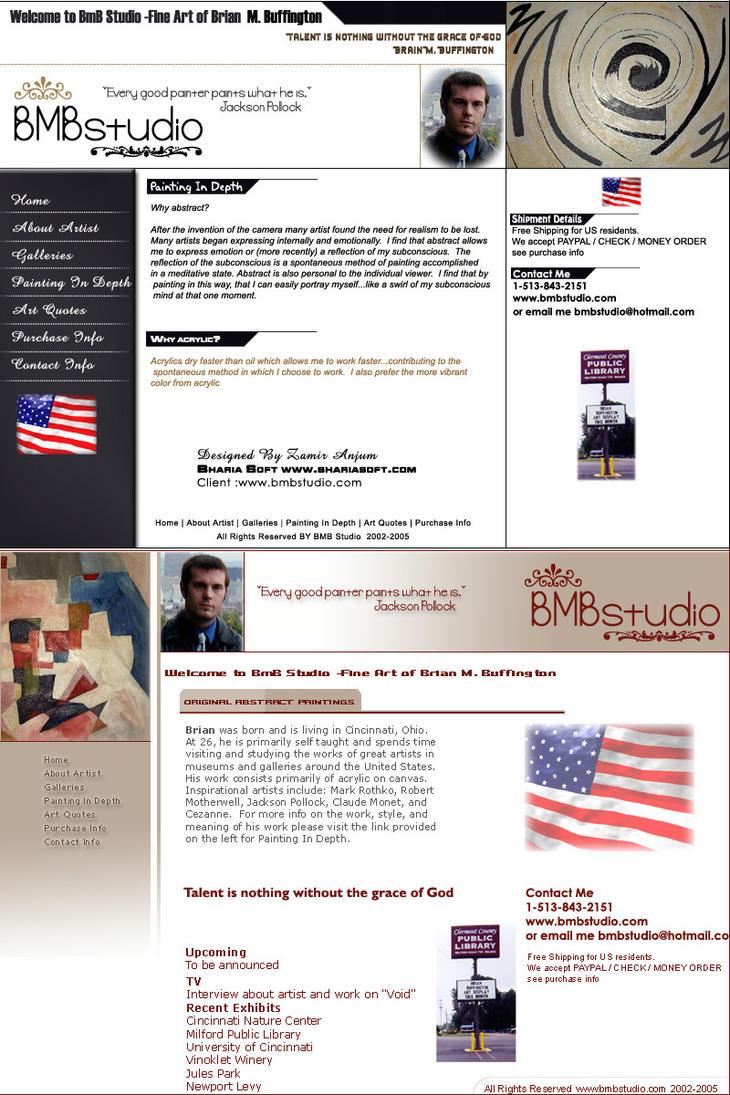 BmbStudio Layouts by zamir