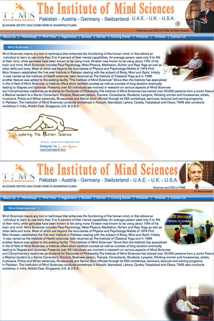 Minds-sciences.com by zamir