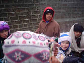 Kids In Murree by zamir