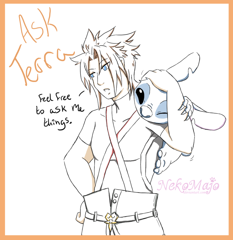 Terra Ask Blog by NekoMajo