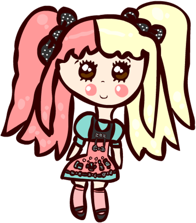 Kawaii Steffne Chibi by Faery-Rainbow