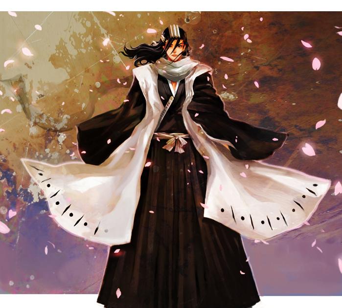Bleach Oc Saya Naomi Shikai By Rtenzo Deviantart Com On: Bleach: Byakuya By Athena-chan On DeviantArt