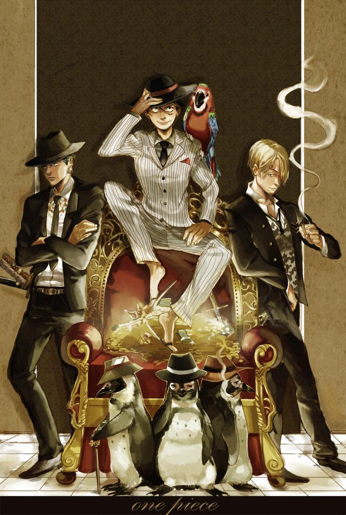 One Piece Favourites By Demetyr On DeviantArt