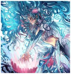Mermaid by Athena-chan