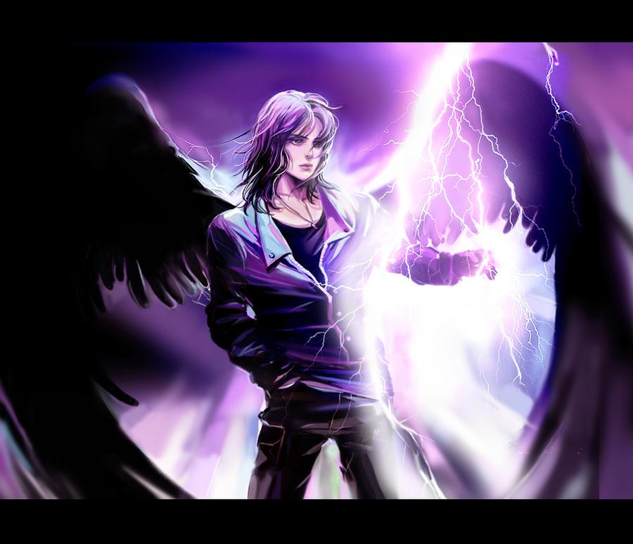 Light Ambush by Athena-chan