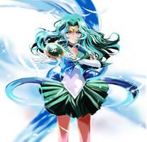 Neptun by Athena-chan