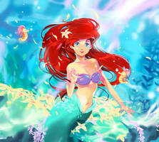 Under the sea by Athena-chan