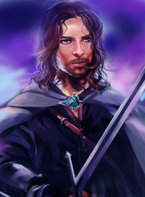 Aragorn by Athena-chan