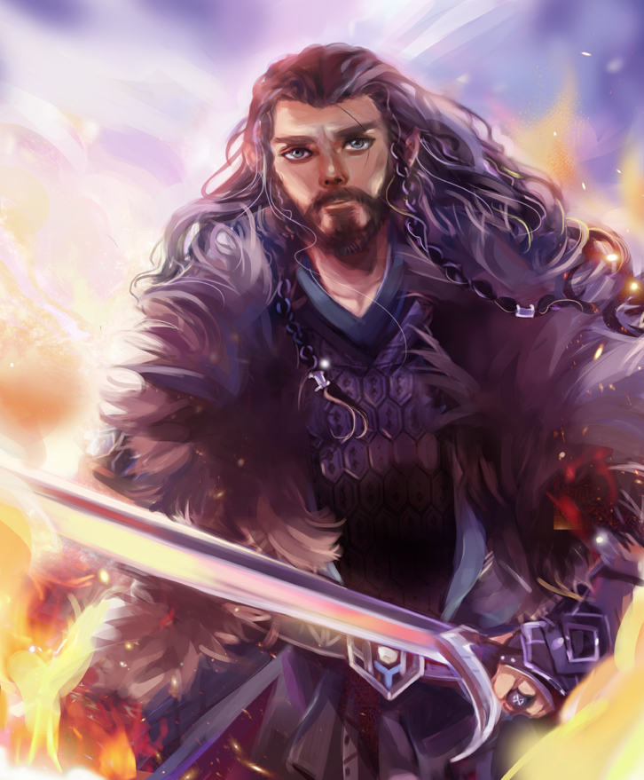 Thorin by Athena-chan