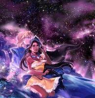 Night Sky by Athena-chan