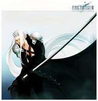 AC Sephiroth by Athena-chan