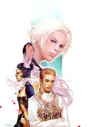Final Fantasy XII by Athena-chan