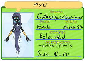 Shiki Nuru ID