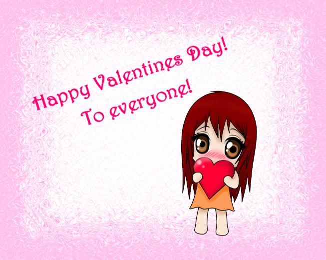 Happy Naoko Valentine! xD by Ritana-chan