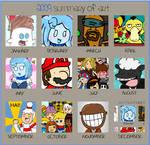 2009 Art Summary Shiz