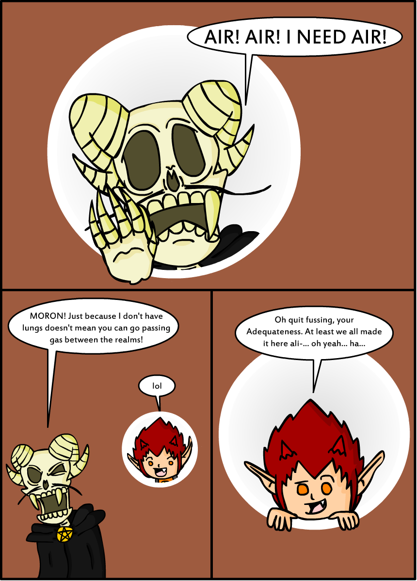 Fob - Chapter 1 Page 13