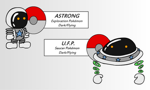 Astrong and UFP