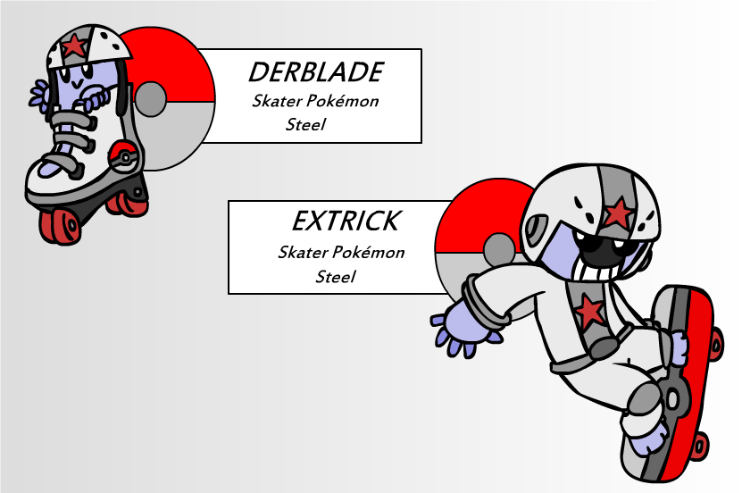 Derblade and Extrick