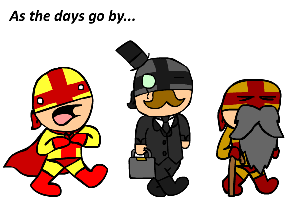 The Evolution of Cap