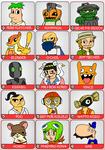101 Character Meme Part 5