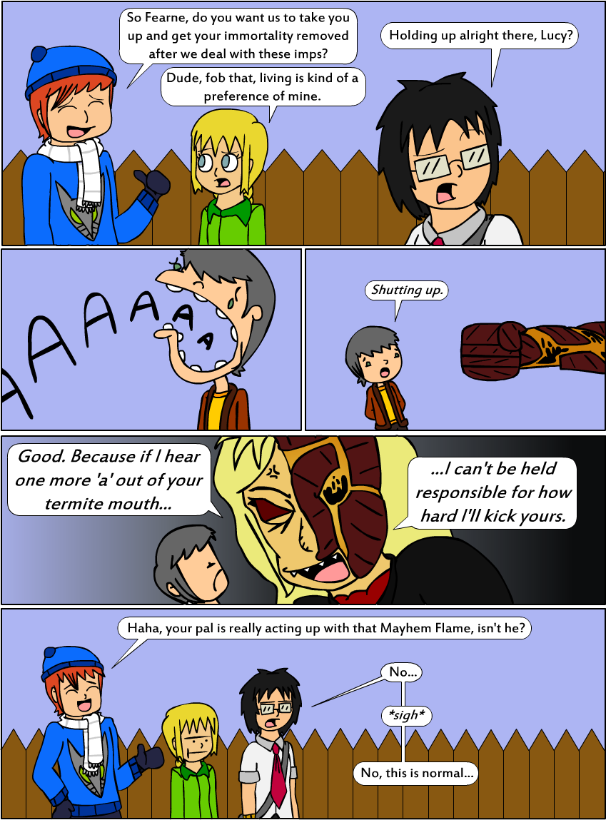 Fob - Chapter 1 Page 39