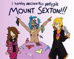 Mount Sexton