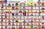 101 Character Challenge Redux