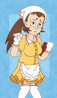 Day 25 - Waitress