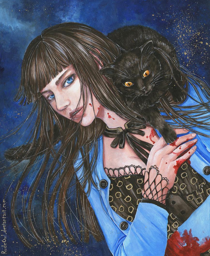 Alice by RudeOwl