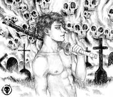 black souls by RudeOwl