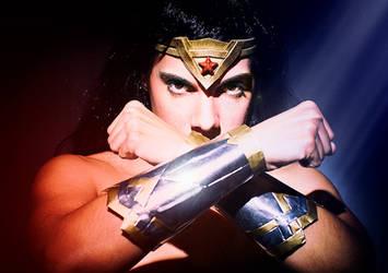 Wonder Woman by rockmancito