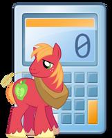 Big Mac Calculator Icon by LovelyNeko-MeE0w