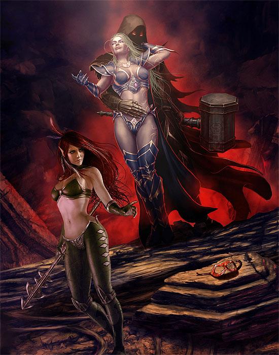 Legends of Norrath Oathbreaker by Graysun-D